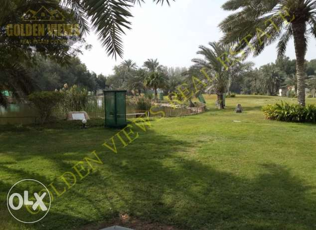 Budaiya green 3 bedroom semi furnished villa with large garden inclusv