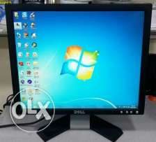 dell and hp lcd monitor