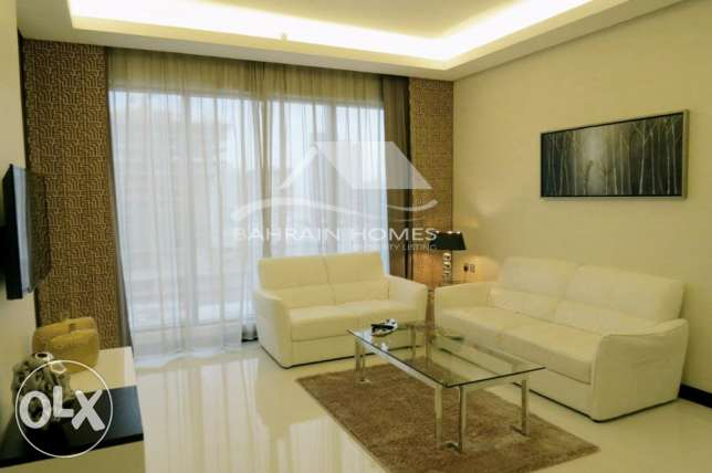 Stylish 1 bedroom fully furnished apartment that feels like a hotel!