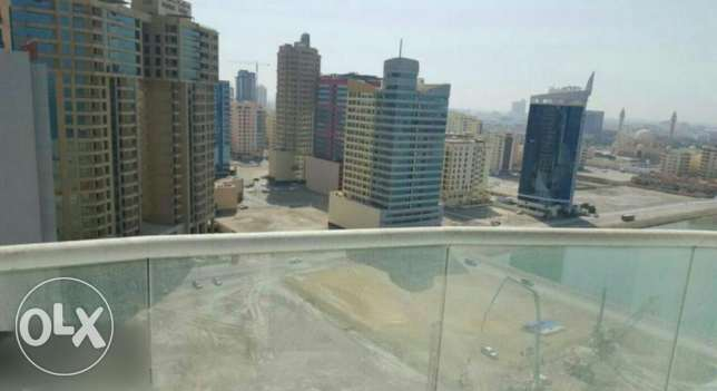 2br flat for rent in juffair. جزر امواج  -  2