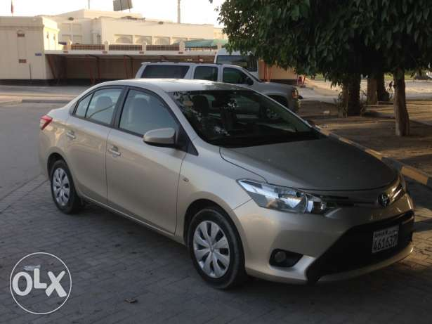 Toyota Yaris 2014 cood condition