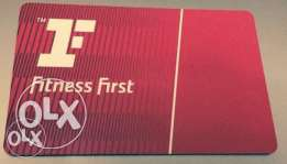 Fitness First Membership Transfer