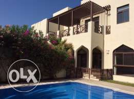 Hamala EXECUTIVE 5 bedroom semi furnished compound villa