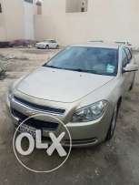 Chevrolet malibu 2010 urgent need to sale