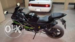Yamaha motorcycle YZF R15 2014 for sale