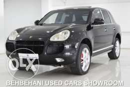 Porsche Cayenne Turbo 2004 for sale in Bahrain
