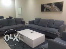 2 Bed. Fully furnished Apartment in Adliya/gym and housekeeping