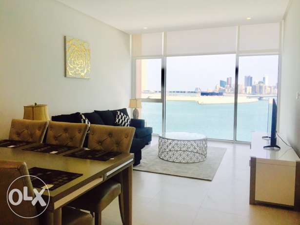 Brand new 2 bed in Reef-Island.