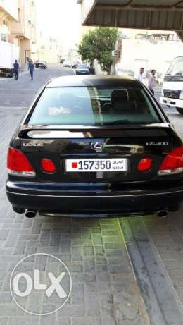 I have (Lexus GS 400) Model 2000 Car. الرفاع‎ -  2