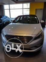 Brand New Hyundai Sonata 2016 2.0 Full Option