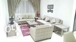 New hidd, super 2 BR fully furnished flat with balcony Nice Balcon