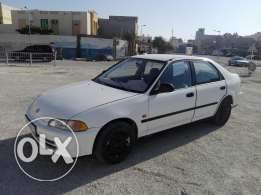 For sale Honda civic 93