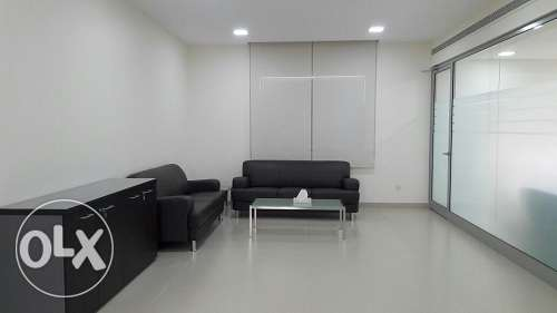 210 msq.mtr open office space with 3 bathroom available BD. 1500/-