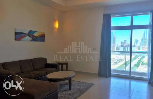 Sea View 2 Bed Apartment in Reef Island