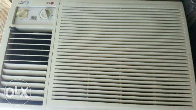 LG window ac 2 ton good condition