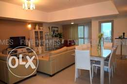 Brand New Luxury Flat With Sea View In Amwaj (Ref No:47AJSH)