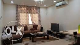 2 Bedroom fully furnished spacious flat in New hidd
