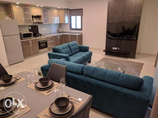 2+1 Bedroom fully furnished flat for rent in Janabiya - all inclusive
