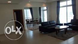 Modern Sea view 2 Br in Seef