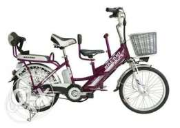 Brand New Family bicycle