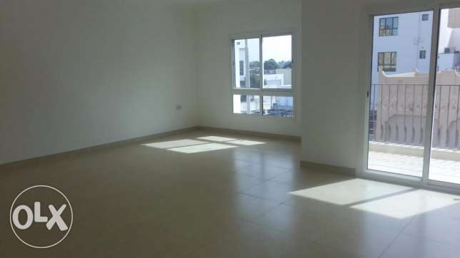 Maids room, Balcony, Brand new 3 BHR in Saar