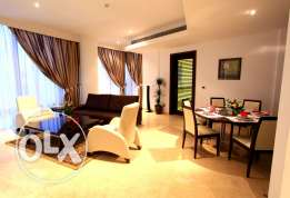Sophisticated designed furnished 2 bedroom apartment
