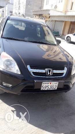 Honda CRV 2003 full option all automatic