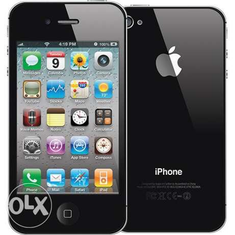 For Sale Iphone 4S In Excellent Condition Needs Repair or Parts المحرق‎ -  1