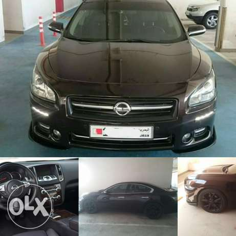 maxima sport package with navigation low mileage