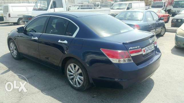 for sale Honda Accord 2.4 model 2012