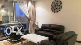 Lovely 1BR F/Furnished apartment for rent in Juffair-rent flat bahrain