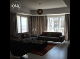 Amwaj Island two bhk fully furnished apartment