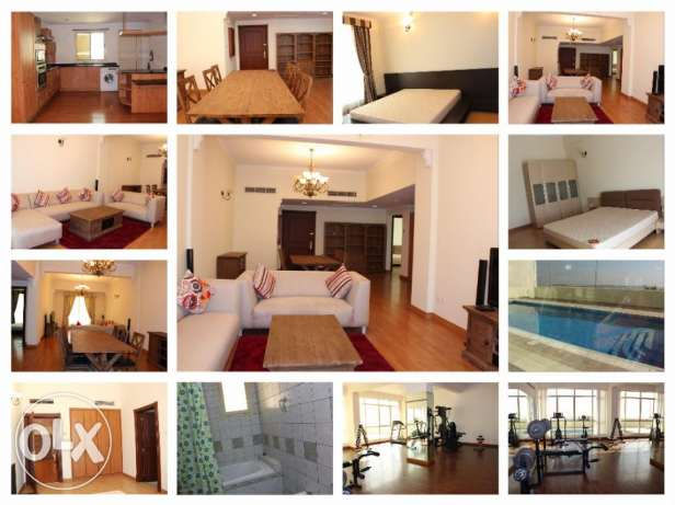 2 Bedroom Splendid Apartment in Mahooz fully furnished ماحوس -  8