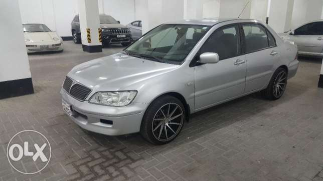 Lancer 2003 silver for sale