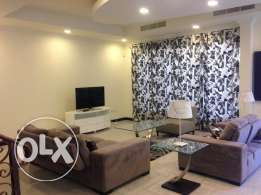 Majestic furnished Villa in Busaiteen for rent 1200