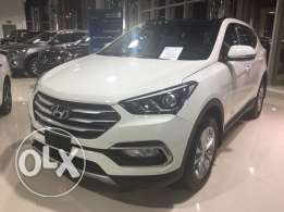 Hyundai santafe 0 mileage special offer