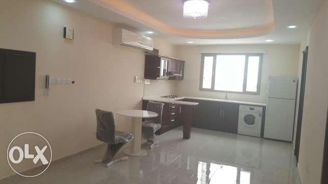 Wonderful 2 BHK semi furnished flat