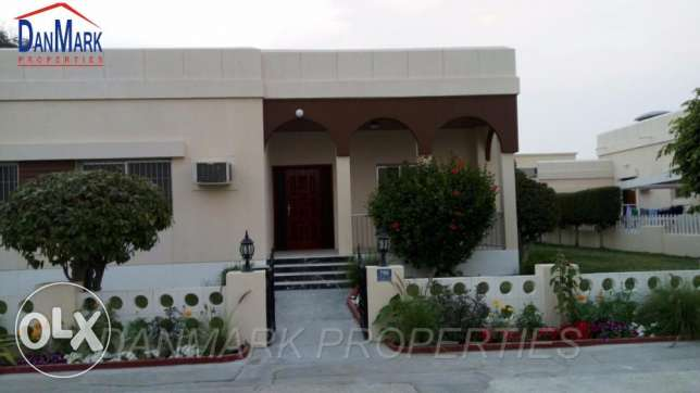 Single Storey 3 BR Semi Villa with Huge Pvt.Garden for rent/ BD 600/