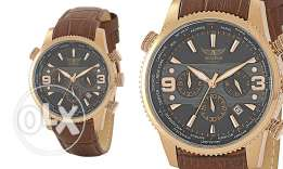 Aviator Gents World Time Pilot Watch (Model: AVW3954G119)