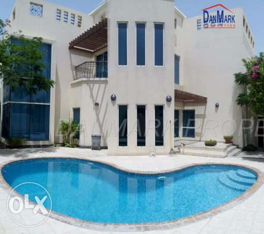 Luxury 4 BR Semi Furnished Two Storey Villa with Private garden&Pool