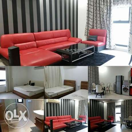 modern fully fully furnished apartment close to Saudi causeway