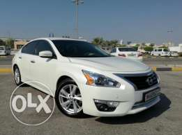 2013 Nissan Altima 2.5 SV, agent maintained, accident free