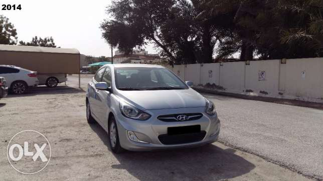 2014 model Hyundai Accent For Sale