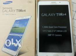 New tab 4 not used