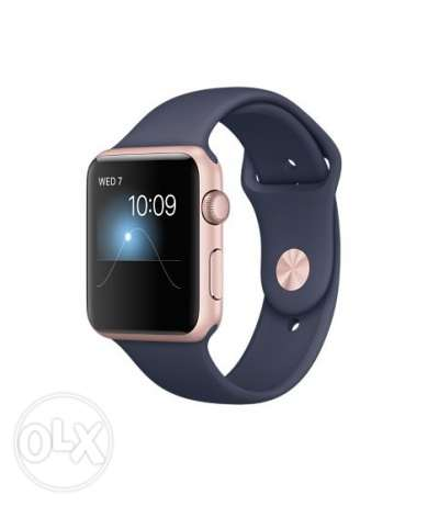 Iwatch series 2 Rose Gold