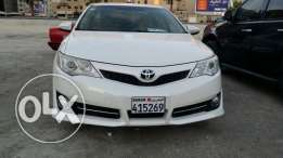 Toyota camry model 2012