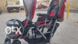 Twin stroller for sale