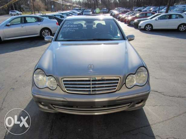 2006 Mercedes-Benz C-Class Luxury