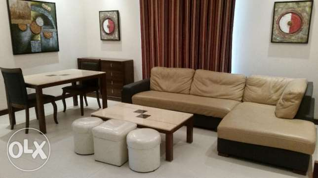 Attractive and affordable two bedroom apartment available in Juffair