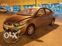 Hyundai Accent 1.6_2012_Automatic_with perfect condition-New Tyres